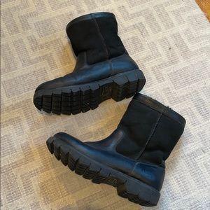 Men's Black Ugg Boots